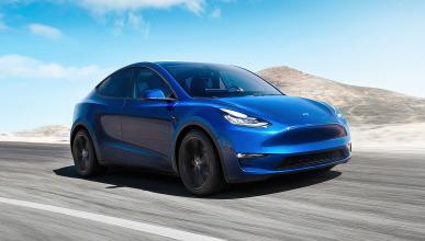 Nos subimos al Tesla Model Y