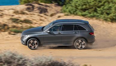 Prueba: Mercedes GLC facelift
