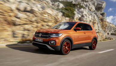 Fotos prueba VW T-Cross