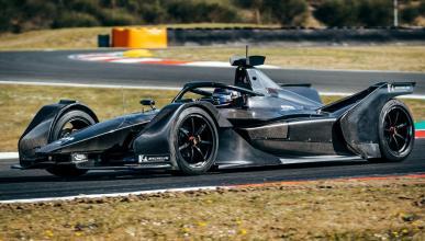 Debut del Mercedes de Fórmula E