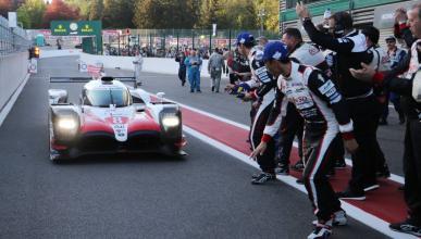 Fernando Alonso y Toyota
