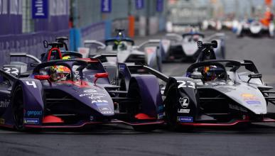 Fórmula E en Roma