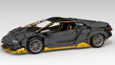 Lamborghini Centenario LEGO Ideas