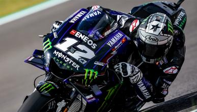 yamaha circuito curva monster energy