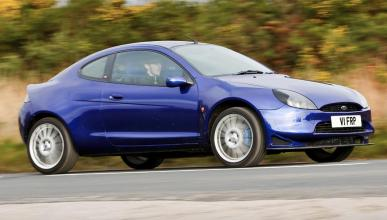 Prueba Ford Racing Puma, dinámica