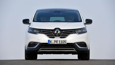 Prueba del Renault Espace 2.0 dCi