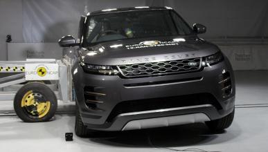 Range Rover Evoque Euro NCAP