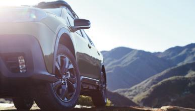 Teaser Subaru Outback 2020