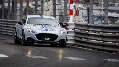 Aston Martin Rapide E E-Prix Mónaco