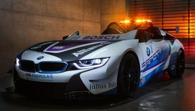 BMW i8 será el nuevo Safety Car de la Fórmula E