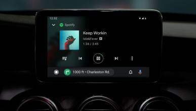 Las cinco claves del nuevo sistema Android Auto 2019
