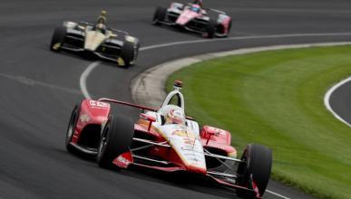 Entrenamientos Indy 500 2019