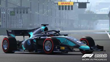 F2 en videojuego F1 2019