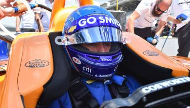 Fernando Alonso Indianápolis
