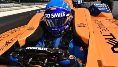 Fernando Alonso vuelve a pista