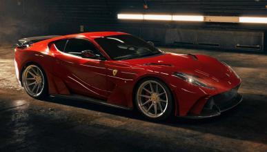 Ferrari 812 Superfast N-Largo