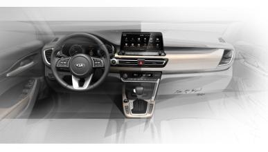 Interior SUV pequeño KIA