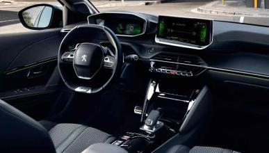 Peugeot 208 eléctrico