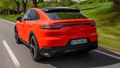 Prueba del Porsche Cayenne Coupé
