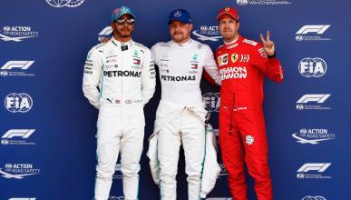 Valtteri Bottas se lleva la pole en Barcelona