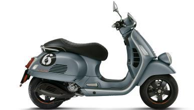 scooter italia lujo edicion especial