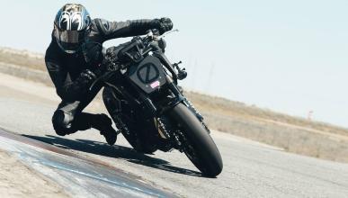 moto competicion subida hillclimp motos electricas