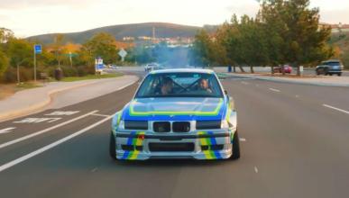 BMW M3 eléctrico