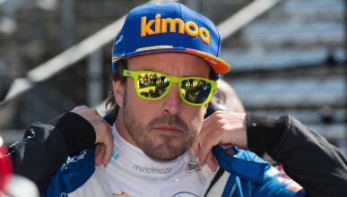 Carreras de Alonso en 2019