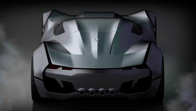 Corvette Stingray 60 Aniversario