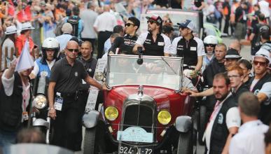 Drivers Parade de Le Mans