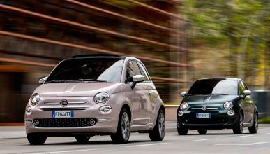 Fiat 500 Star y Rock Star
