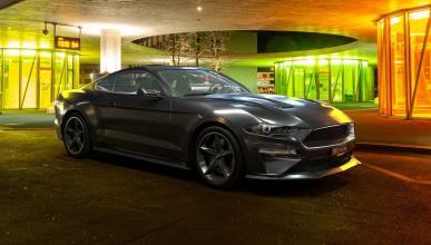 Ford Mustang Bullitt by O.CT