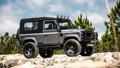 Land Rover Defender Project Desert Storm