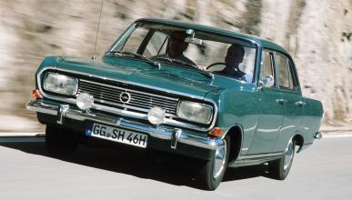 Opel Rekord Ortega Smith