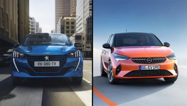 Peugeot e-208 vs Opel Corsa-e