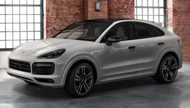 Porsche Cayenne Coupé by Porsche Exclusive Manufaktur