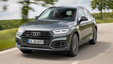 Prueba del Audi SQ5 TDI 201