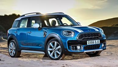 Rivales Mini Countryman