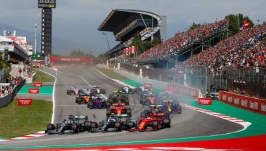 Gp F1 Calendario 2020.Oficial El Gp Espana De F1 Continuara En El Calendario En