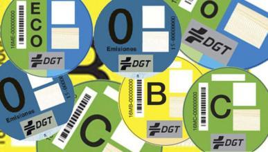 Todos los coches que se venden con etiqueta ECO