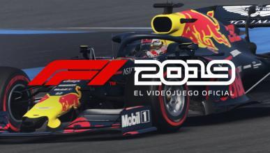 Videojuego de F1 2019