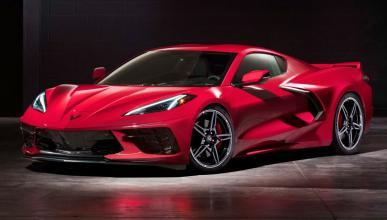 5 diferencias entre Corvette C8 y C7