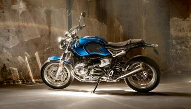 moto clasica vintage homenaje celebracion aniversario 5 Series