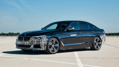BMW Serie 5 Power BEV