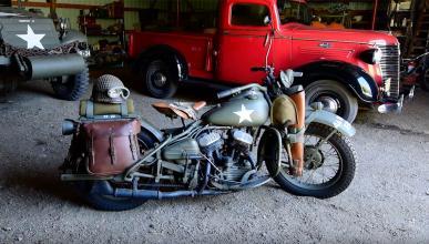 segunda guerra mundial vehiculos motos militares militar