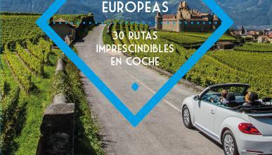 Libro 30 Rutas imprescindibles en coche