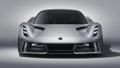 Lotus Evija frontal