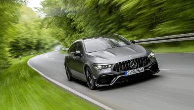 Mercedes-AMG CLA 45 4MATIC+ Shooting Brake 2019