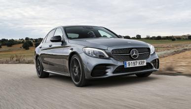 Prueba Mercedes Clase C 200 EQ Boost