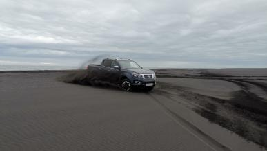 Prueba Nissan Navara 2019